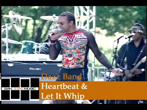 Dazz Band Let It WhipEveryday Love