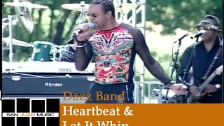 Dazz Band Live- Heartbeat & Let It Whip