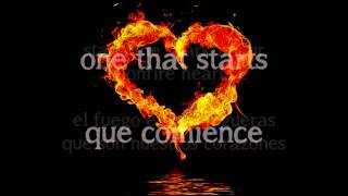 James Blunt - Bonfire Heart Lyrics (subtitulada y traducida al español)