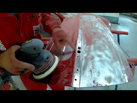 BMW M3. Подготовка железа в грунт со снятием до голого металла