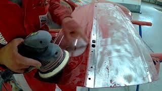 видео: BMW M3. Подготовка железа в грунт со снятием до голого металла