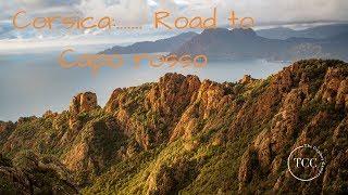7. Corsica- Road to Capo Rosso