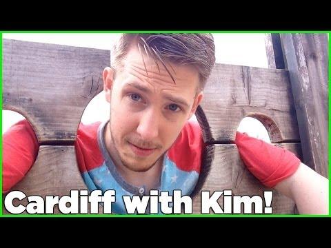 Cardiff with Kim! | Evan Edinger Travel