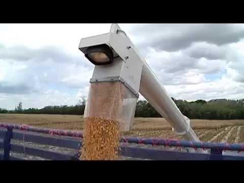 รถเกี่ยวนวดข้าวคูโบต้า DC ชุดเกี่ยวข้าวโพด corn kit