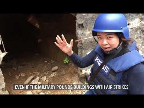 The final push: Inside the Marawi battle area