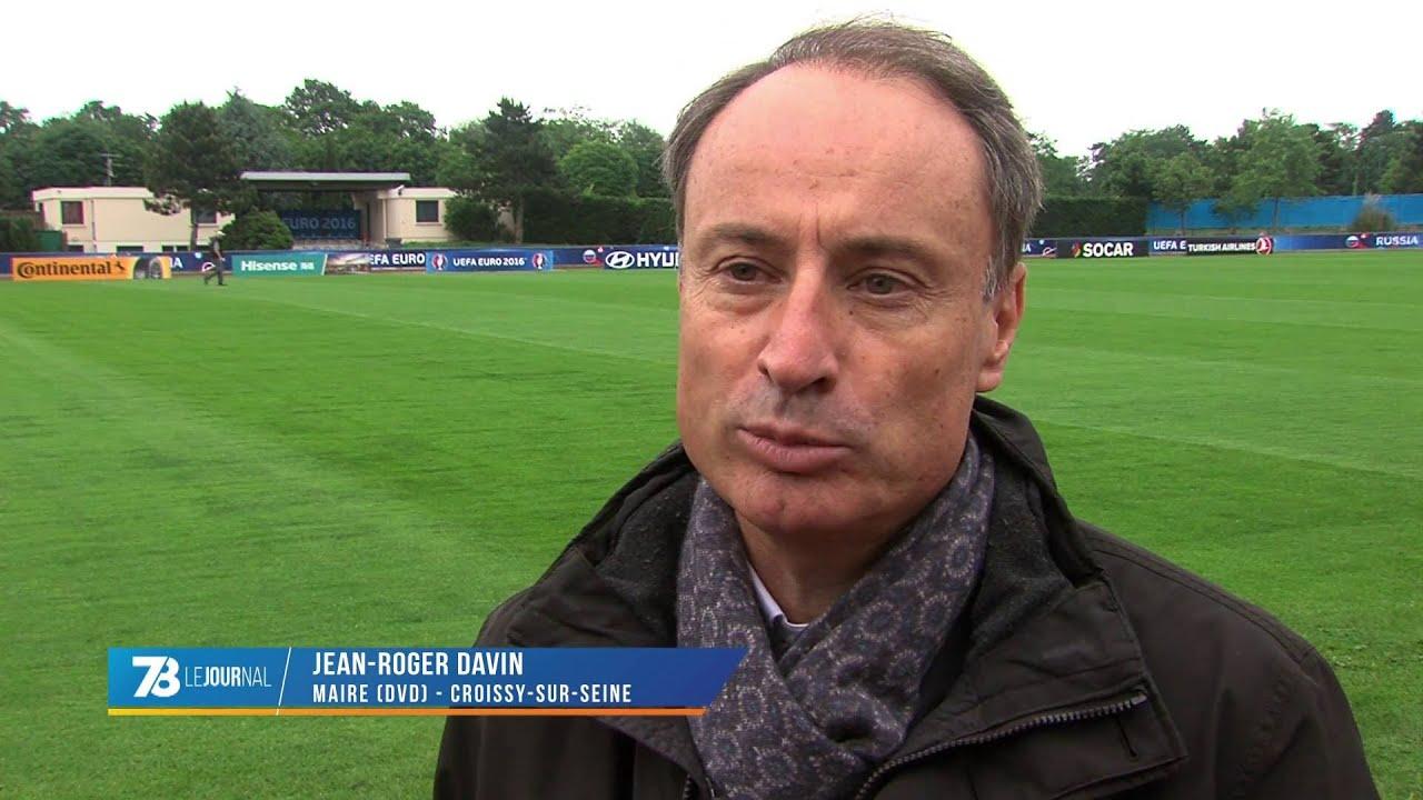 Euro 2016 : La Russie s'installe à Croissy-sur-Seine