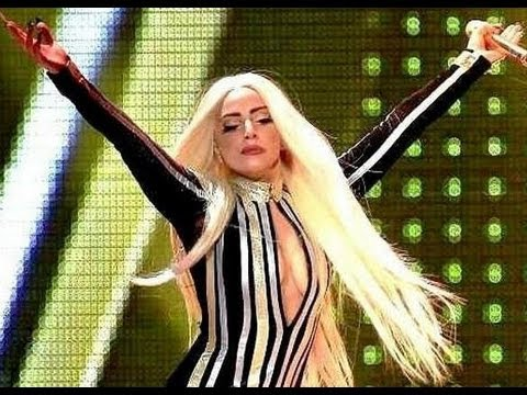 Lady Gaga Performs with Rolling Stones!