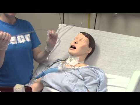 Tracheostomy Suctioning Tutorial