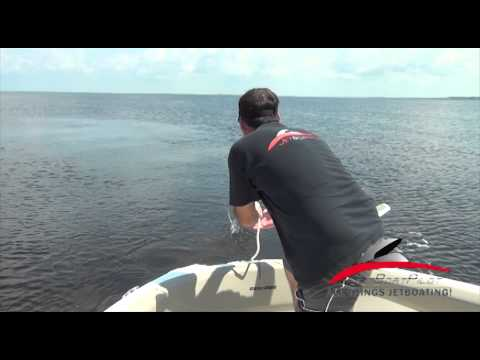 Seadoo Jet Boat Anchoring Your Jet Boat Stern To Shore