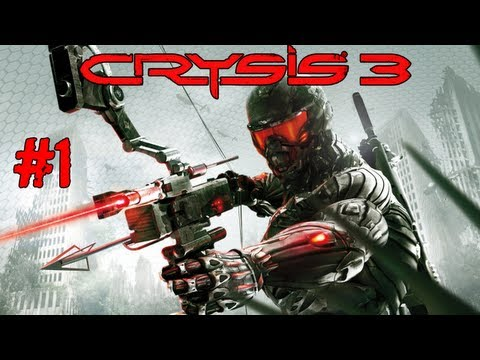 Crysis 3 | Meaty and his Nanosuit | part 1