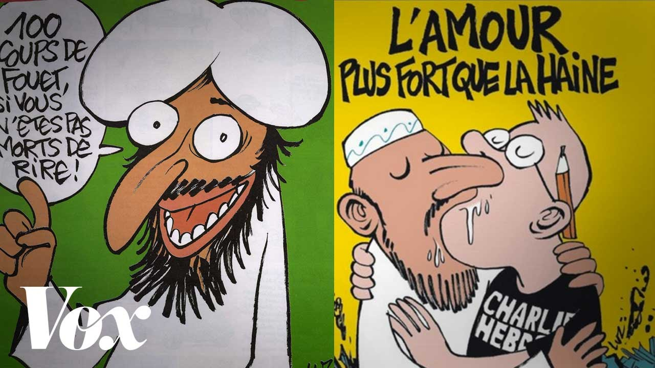 Charlie Hebdo S Most Famous Cartoons Translated And Explained Youtube