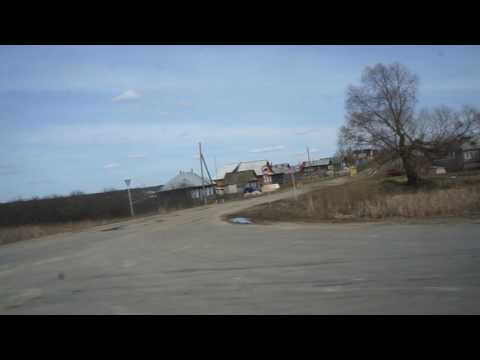 Russia, village, 300 km from the capital, there are no roads, economy in decline