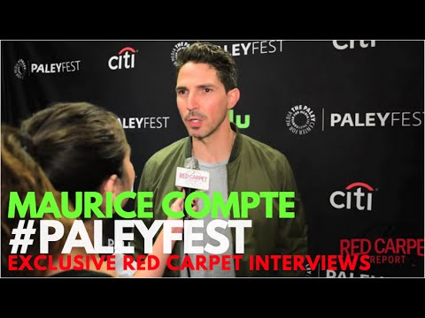 Maurice Compte  ed at PaleyFest Fall P for From Dusk Till Dawn PaleyFest