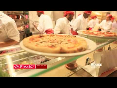 Vapiano Chicago  Opening Party - Video By The TheMouseArtist