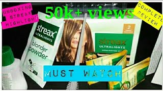 STREAX ultra highlight 2 WITH COMPLETE unboxing & review (Must watch)