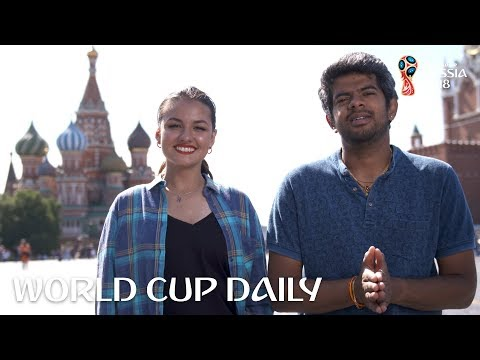 World Cup Daily - Matchday 20!