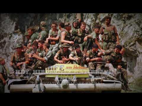 Hırvat Savaş Şarkısı: Anica Kninska Kraljica / Croatian War Song (Türkçe Altyazı)