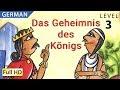 """Das Geheimnis des Königs : Deutsch lernen mit Untertiteln - Eine Geschichte für Kinder """"BookBox.com"""""""