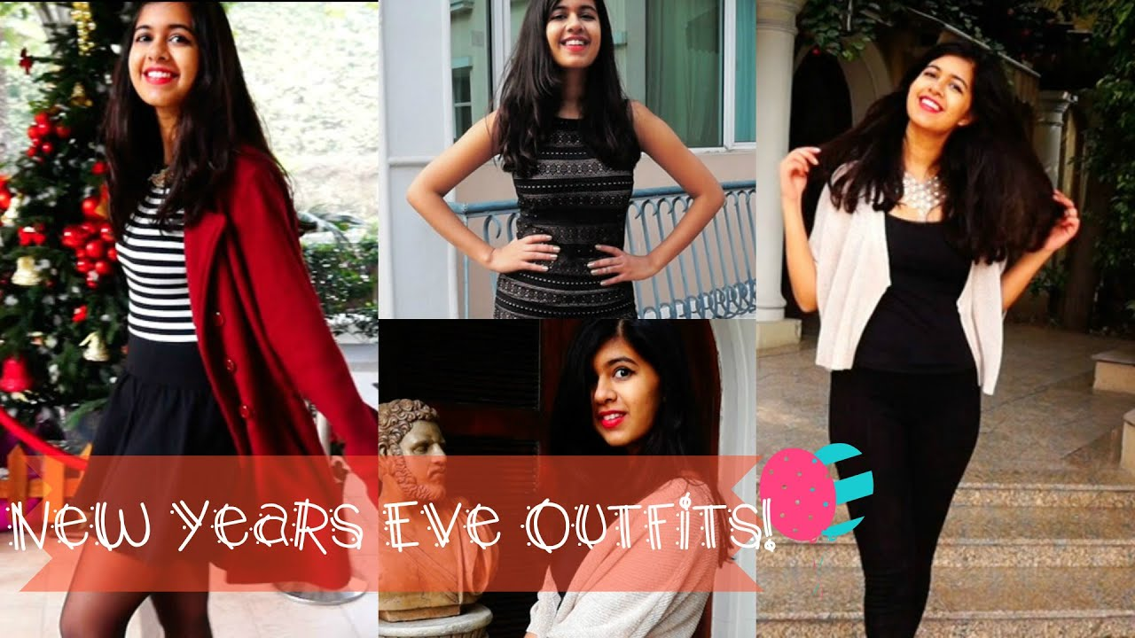 New Years Eve Outfit Ideas! :D