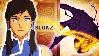 Legend of Korra - Book 2 Spirits NEW CHARACTERS!