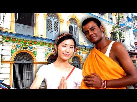 Indian Quarter in Yangon walking tour