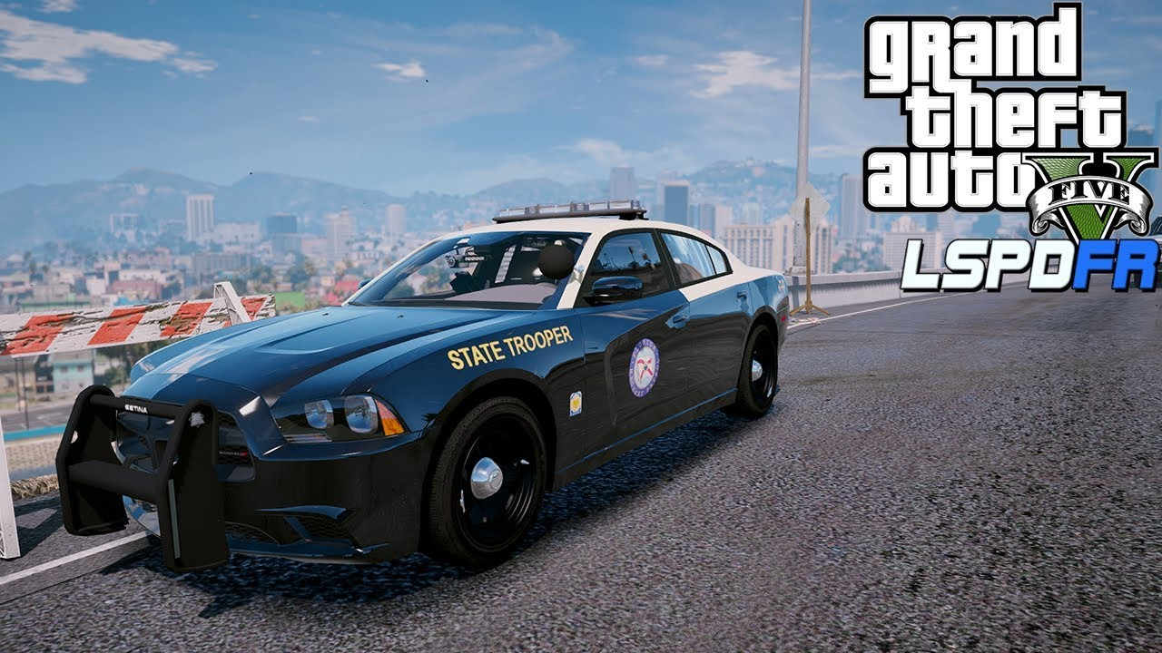 LIVE - Police Radio with Florida Highway Patrol (GTA 5 LSPDFR Gameplay)