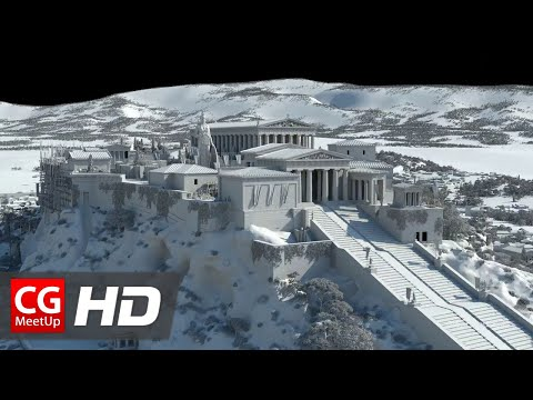 "CGI 3D Breakdown HD: ""Making of Alexander The Great"" by Faber Courtial"