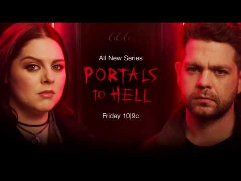 SHROOM - Jack Osbourne's New Travel Channel Show 'Portals To Hell' [Video]
