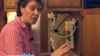 Changing filters on the Watts 4 Stage Kwik Change Reverse Osmosis System - eFilterWater DIY