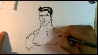 How to Draw Superman 2/3 Easy Things to Draw