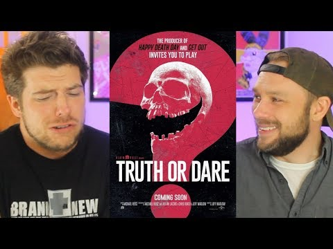 BLUMHOUSE TRUTH OR DARE BOARD GAME (EATING INSECTS!)