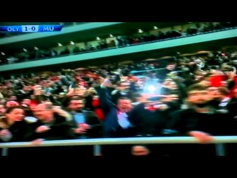 Manchester United vs Olympiakos all goals and high