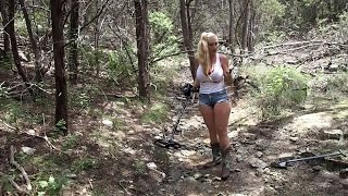 One of Diggin Britt's most viewed videos: Relic Hunting in the Cedar Forest
