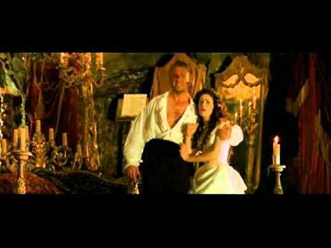 The phantom and christine having sex