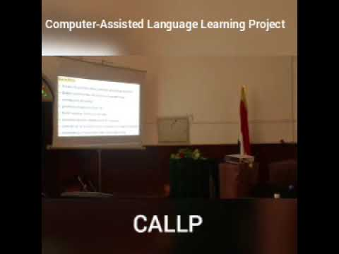 CALL Workshop for Teacher Educators at Sana'a University 5