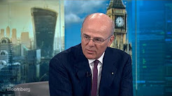 Zurich CEO on Italy, ECB Policy, Insurance Consolidation