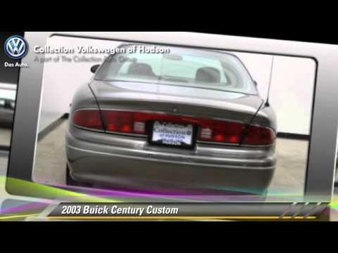 Used 2003 Buick Century - Hudson