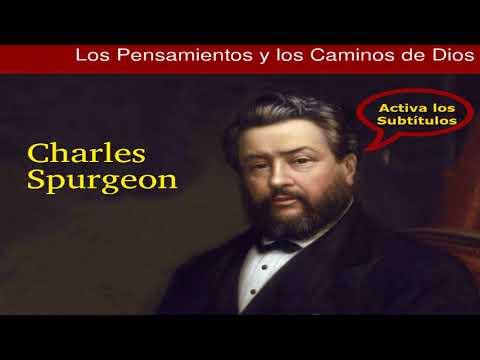 ¿Pensamos como piensa Dios? - Charles Spurgeon