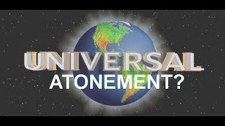 Universal Atonement?