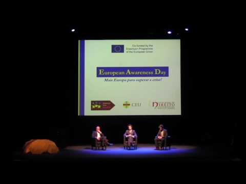 Lisbon Q&A on More Europe to Overcome the Crisis