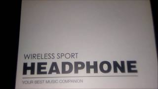 Otium Wireless Sport Headphones Review...