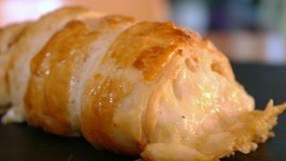 Roulés jambon fromage