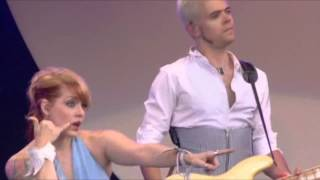 Scissor Sisters - Laura (Live 8) (Promo Only)
