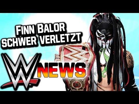 Finn Bálor schwer verletzt, Chris Jericho vs. Brock Lesnar Backstage-Streit!| WWE NEWS 69/2016