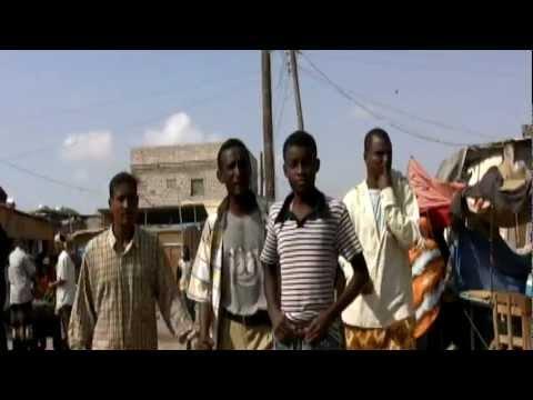 Somalische Flüchtlinge im Jemen