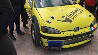 Antalya DokumaPark Otomobil Fuarını Gezdik-Özden Soydaş
