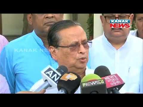 Reporter Live: Niranjan Patnaik Appointed As President of OPCC
