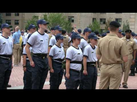 Class of 2014 - U.S. Merchant Marine Academy Indoctrination
