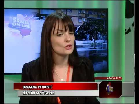 srbija online dragana petkovic tv kcn youtube. Black Bedroom Furniture Sets. Home Design Ideas