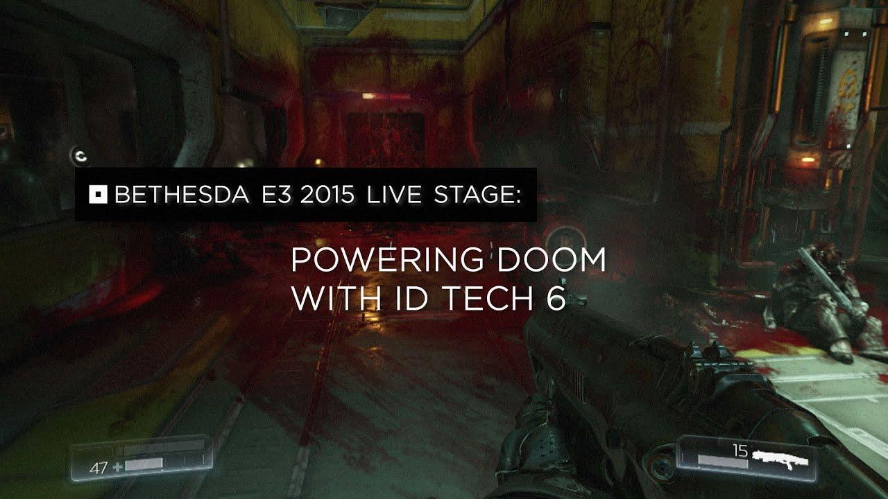 Powering DOOM With Id Tech 6